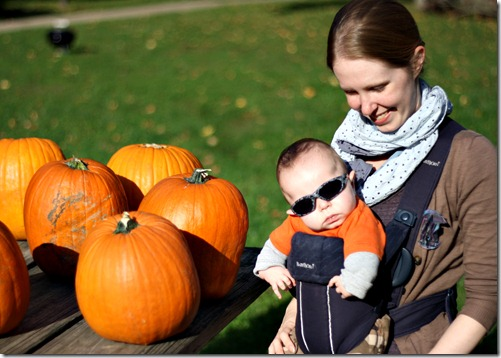 pumpkin o