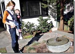 house tour fountain