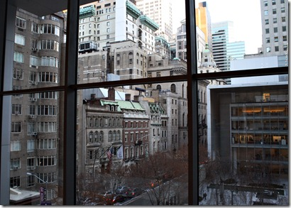 view from moma