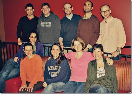 biblestudy bowling groupretro